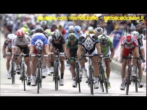 Tour de France 2014 alla Radio - Arrivo 4° Tappa (LILLE) Cronaca di Giovanni Scaramuzzino