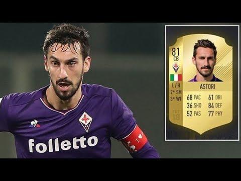 ДАВИДЕ АСТОРИ ОСТАНЕТСЯ В FIFA 18