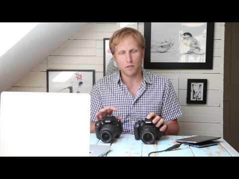 Nikon D5200 vs Canon T5i(700D) Differences Explained Simply