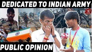 வீட்டுக்கு ஒருத்தன் Indian Armyக்கு  போகணும் | Praveen KS