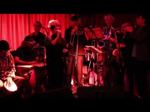 Spanglish Fly: Bump (and Let It Slide) LIve at Subrosa, January 2016