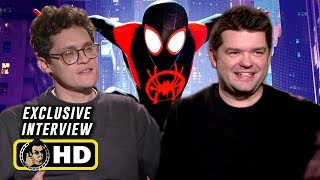 "Phil Lord and Christopher Miller Exclusive ""Spider-Man: Into The Spider-Verse"" Interview"