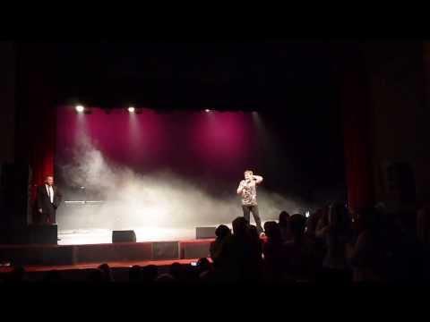 Koncert Jurija Shatunova w Rzymie Юрий Шатунов в Риме 16 02 2014 cz. 6 z 6