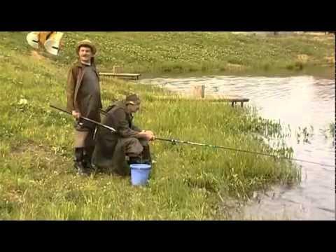 6 кадров - женский подход к рыбалке!