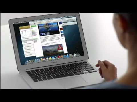 Apple Mac OS X Mountain Lion   Tour   HD