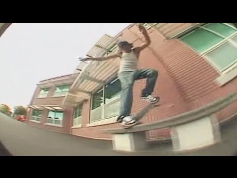Video Part Throwback   TWS A Time to Shine   Mikey Taylor, Paul Rodriguez & Jereme Rogers