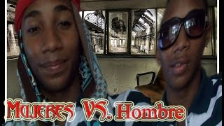Hombre Vs.  Mujeres [Dominican Family RD] | Mejores Chistes Dominicanos 2015 .