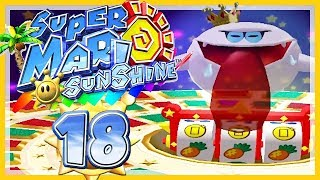 SUPER MARIO SUNSHINE # 18 ☀️ Ein Kasino im Hotel! [HD60] Let's Play Super Mario Sunshine