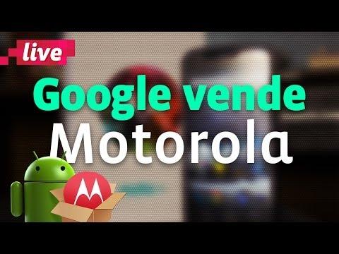 Google vende Motorola a 1/4 del precio