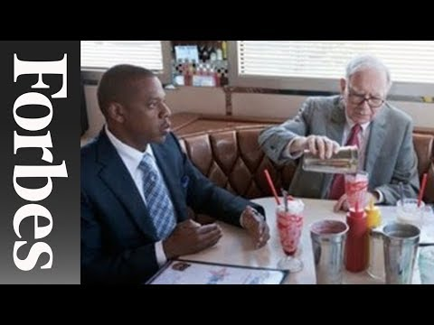Warren Buffett and Jay-Z On The Power of Luck   Forbes