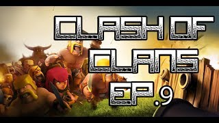 CLASH OF CLANS : Top 2 d