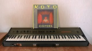 Koto - Visitors на советских инструментах