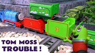 Thomas & Friends pranks on toy trains by Tom Moss with the funny Funlings TT4U