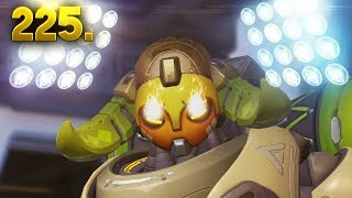 Orisa GOD..?! | OVERWATCH Daily Moments Ep. 225 (Funny and Random Moments)
