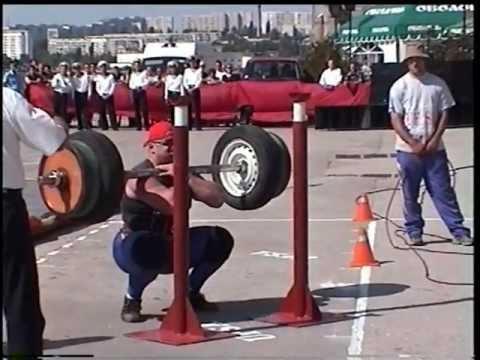 Богатырские игры в Севостополе Strongman Севастополь