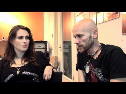 Interview Within Temptation - Sharon den Adel and Robert Westerholt (part 2)