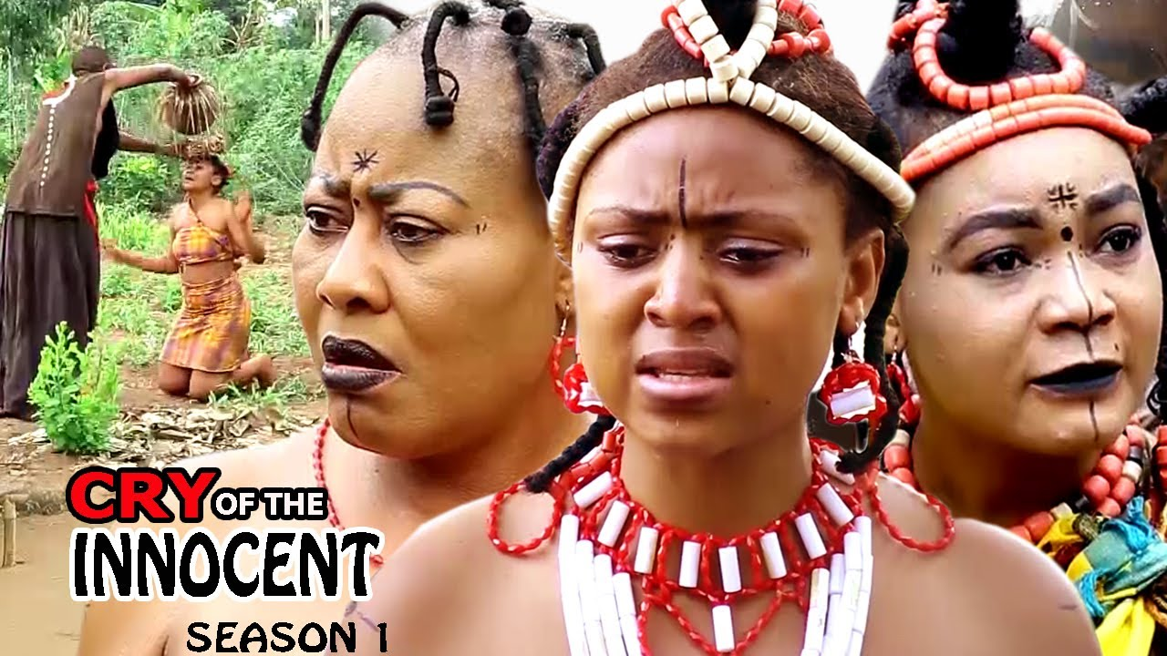 Cry Of The Innocent Nigerian Movie [Season 1] - Traditional Drama