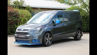 New Ford Transit Connect GT