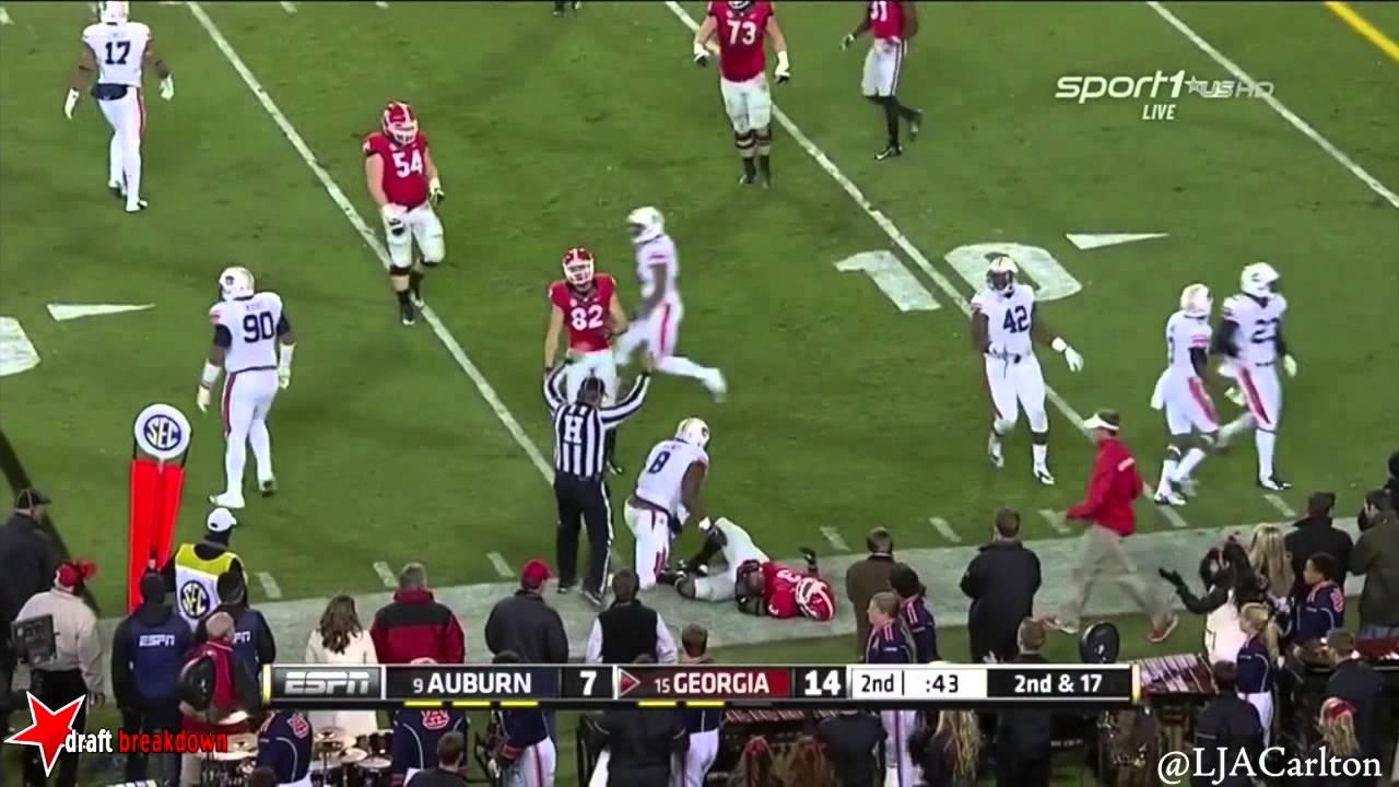 Todd Gurley vs Auburn (2014)
