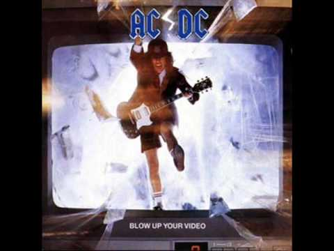 AC/DC - Thats The Way I Wanna Rock N Roll