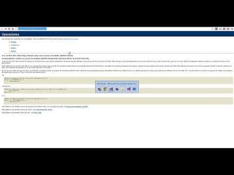 Como crear y consumir un web service en asp.net Parte 2