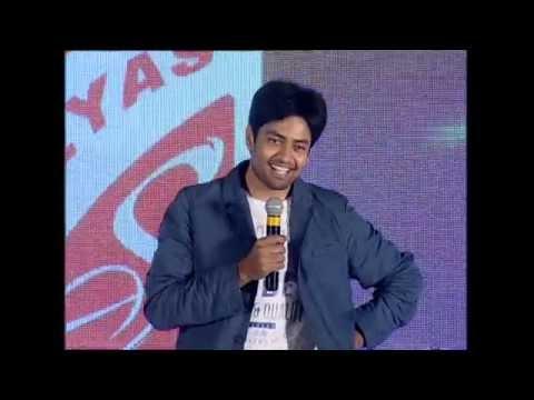 Anirudh Speaking about Pawan Kalyan @ Kiraak Audio Launch