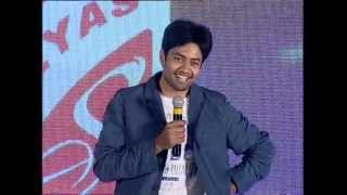 Anirudh Speaking about Pawan Kalyan @ Kiraak Audio Launch