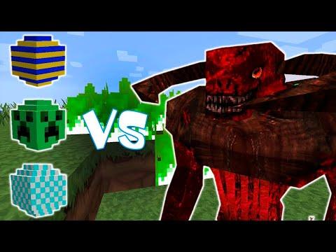 Пасхальные Лаки Яйца VS Адские Монстры! - Лаки Битва #22