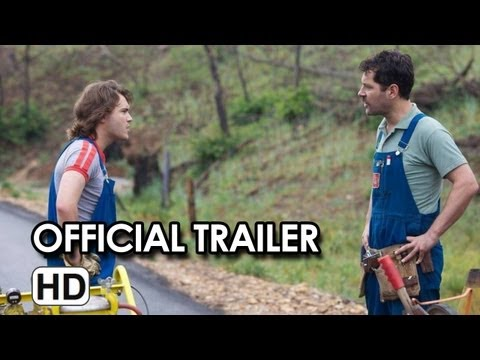 Prince Avalanche Official Trailer #1 (2013) Paul Rudd, Emile Hirsch