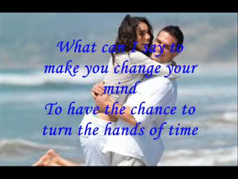 One More Chance With  Lyrics By Piolo Pascual video