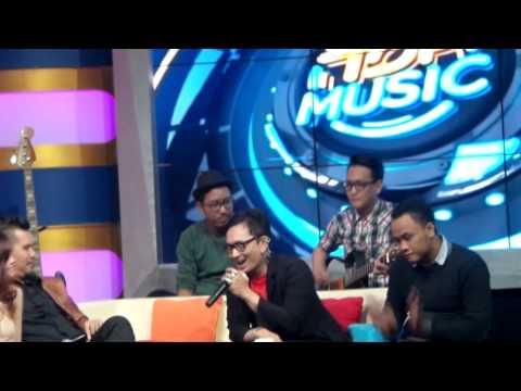 Isa Raja - Top Music On RTV - Minta Jodoh - Interview Revisi Lirik