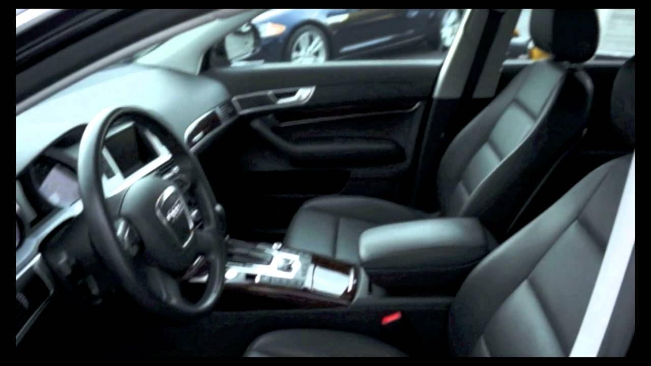 2011 audi a6 quattro black in miami from brickell luxury for Brickell motors used cars