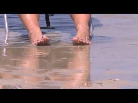 Bacteria on Florida beaches proves deadly