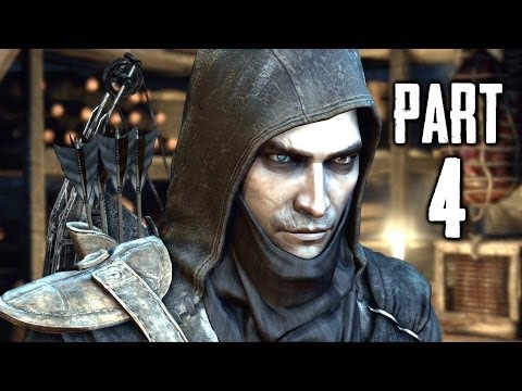 Thief Gameplay Walkthrough Part 4 - Weapon Upgrades (PS4 XBOX ONE)