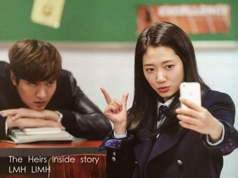 The Heirs Lee Min And Park Shin Hye Funny Behind Scene, Park Shin Hye With Min Ho Sweet