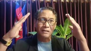 Khan sovan - Sam Rainsy try to polluted in Facebook, Khmer news today, Cambodia hot news, Breaking