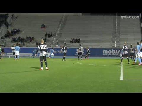 NYCFC vs RFC: Andrea Pirlo Goal