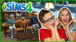 The SIMS Family is Here!!! with GamerGirl / KarinaOMG