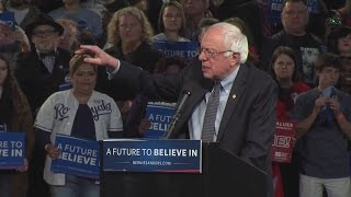 "Bernie Sanders in Kansas City: ""Democracy is not a spectator sport"""