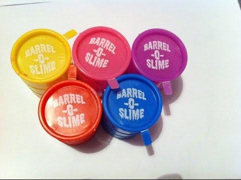 Barrel O Slime Review!