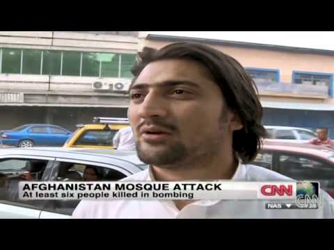 Kandahar Mosque Deadly Attack During Memorial For Ahmad Wali Karzai