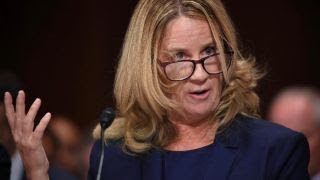 Christine Ford's ex-boyfriend directly contradicts Ford
