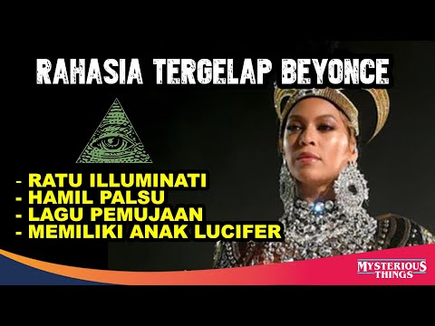 Konspirasi Beyonce Paling Mind Blowing