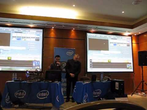 Intel Core i5 vs Intel Core 2 Duo - Видео