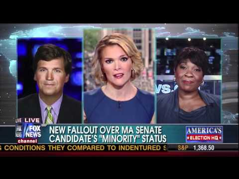 Tucker Carlson vs Jehmu Greene: It Gets Personal!