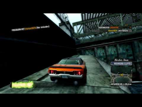 Burnout Paradise glitchs + a Ultimate glitch!!!