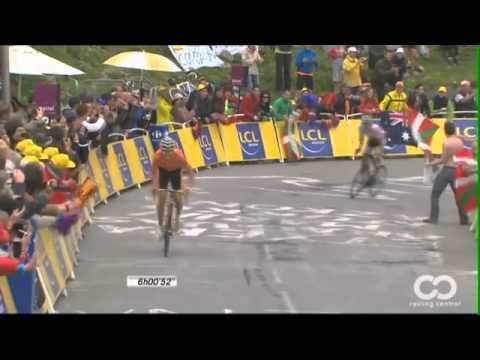 SBS Tour de France: Race to the line Stage 12