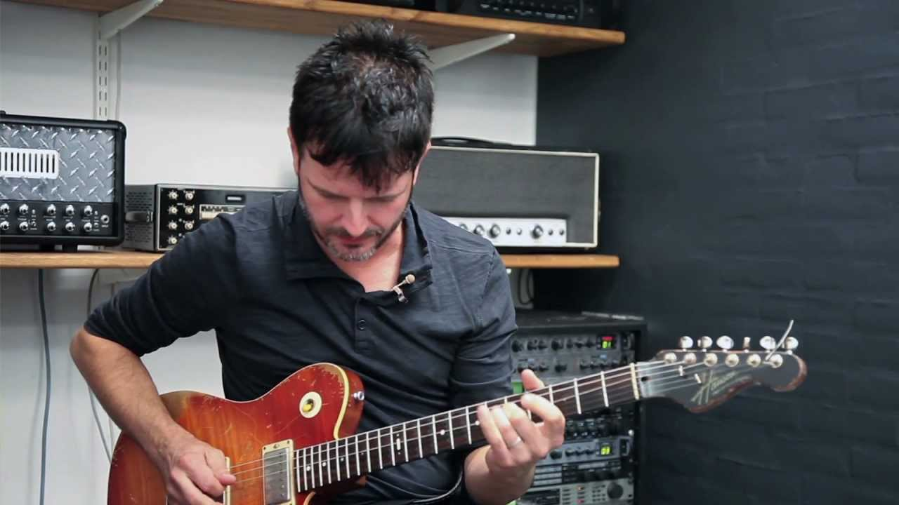 Paul Riario From Guitar World Talks About The Spark