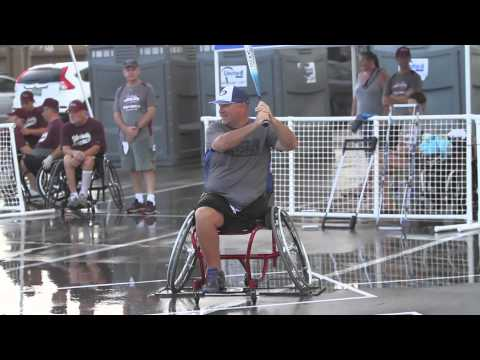 Wheelchair World Series: Hurricanes prove too much for Wheelcats