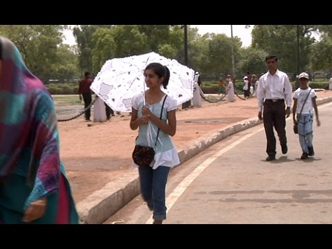 Delhi sees hottest August day since 1991
